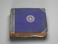 Scrapbook of Yale Memorabilia