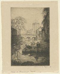 Porte de Bourgogne, Moret