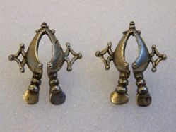 Pair of Mamuli type Ear Ornaments
