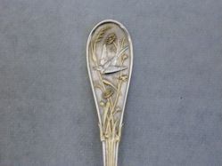 "Demitasse Spoon, ""Japanese"" Pattern"