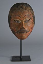Wooden Mask (Topeng)