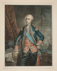 D'Estaing, Charles Henri, Compte