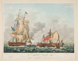 Le Combat Naval Constitution (first state)