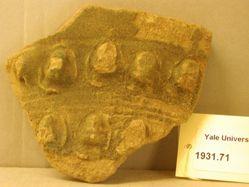 Ceramic sherd