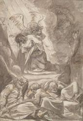 Christ in the Garden of Gethsamane