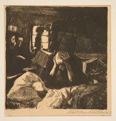 Not (Need), from the series Ein Weberaufstand (A Weavers' Revolt)