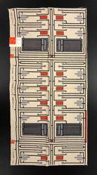 Length of Fabric, Taliesin Line, Design 105