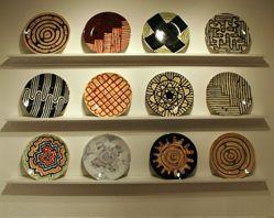 Fifteen platters