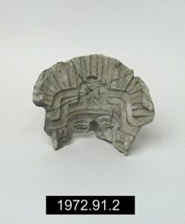 Figurine Mold (for the production of multiple pottery figurines)