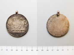 Medal of Electrotype Peace Medal: Montreal