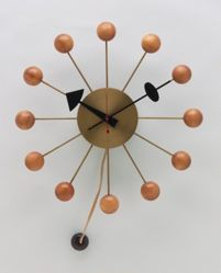 Ball Wall Clock, Model no. 4755