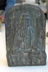 Buddha stele