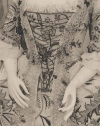 Tea Gown, from the series Undergarments and Armor