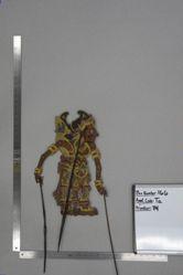 Shadow Puppet (Wayang Kulit) of Goro Wikrama