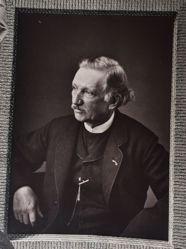 Portrait of Charles-Emile Jacque (1813-1894)