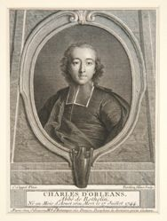 Portrait of Charles d'Orleans