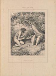 Avant le péché, from the series Scènes de la vie intime