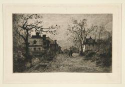 Rue du Village d'Artemere, Ain