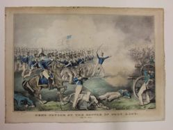 General Taylor at the Battle of Palo Alto, May 8, 1846