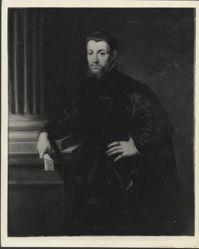 Portrait of Andreas Vesalius, Anatomist (1514–1564)