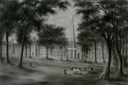 Yale College: Old Brick Row