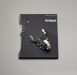 Braque Scorpion Book