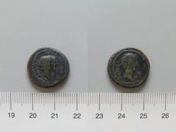 Coin from Amorium, Phrygia, Methymna, Lesbi