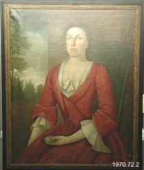 Mary Marsh Hale (born ca. 1710)