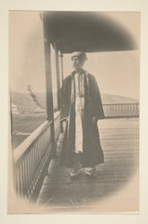 George A. Kittredge in Costume