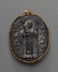 Christian Medallion