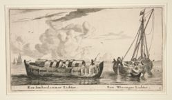 "Two Boats (""Een Amsterdammer Lichter, Een Wieringer Lichter"")"