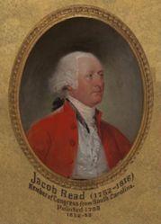 Jacob Read (1752/53-1816)