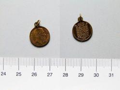 Belgian Medal Leopold II