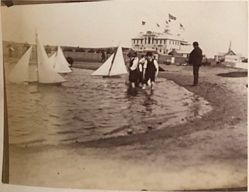[Children, Shoreline, Sailboats], from the album [Sydney, Australia]
