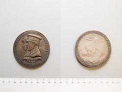 Belgian Medal of King Albert and Queen Elizabeth
