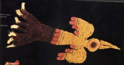 Motif from a Mantle or a Tunic