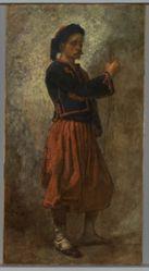 A Zouave