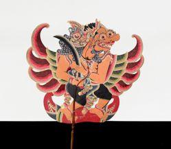 Shadow Puppet (Wayang Kulit) of Wildoto, from the consecrated set Kyai Nugroho