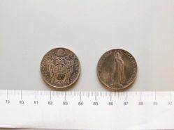 1 Lira of Pope Pius XI from Rome