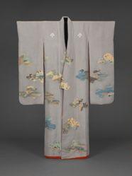 Long-Sleeved Kimono