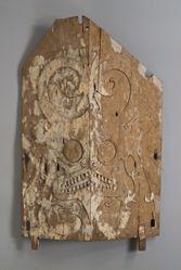 Coffin Panel