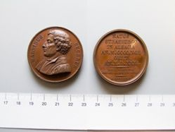 Bronze Medal of Martin Bucer from Germany