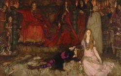 The Play Scene in Hamlet, Act III, Scene II