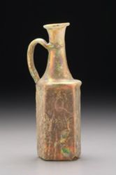 Jug with Stylite Saint