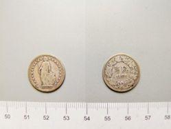 1/2 Franc from Paris