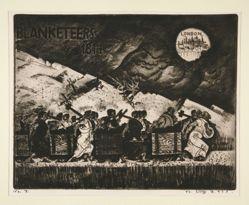 Blanketeers 1817