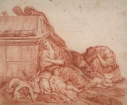 Study for the Massacre of the Innocents