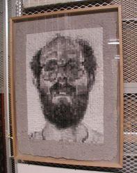 Self-Portrait, from The Peterdi Years: Alumni Portfolio