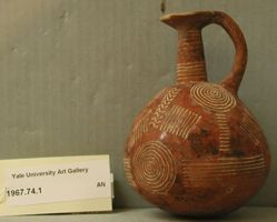 Small Jug, Red Polished Ware III (Stewart type)