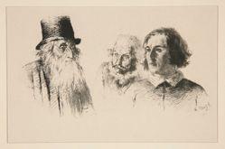 Three Heads: Study